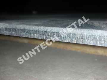 Explosion Bonded Clad Plate