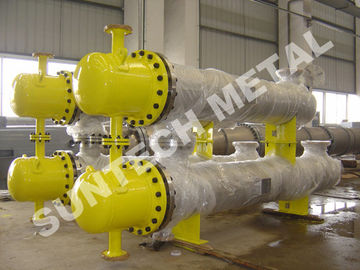 Dying Chemicals Shell & Tube Condenser  ISO-9001 Certificate